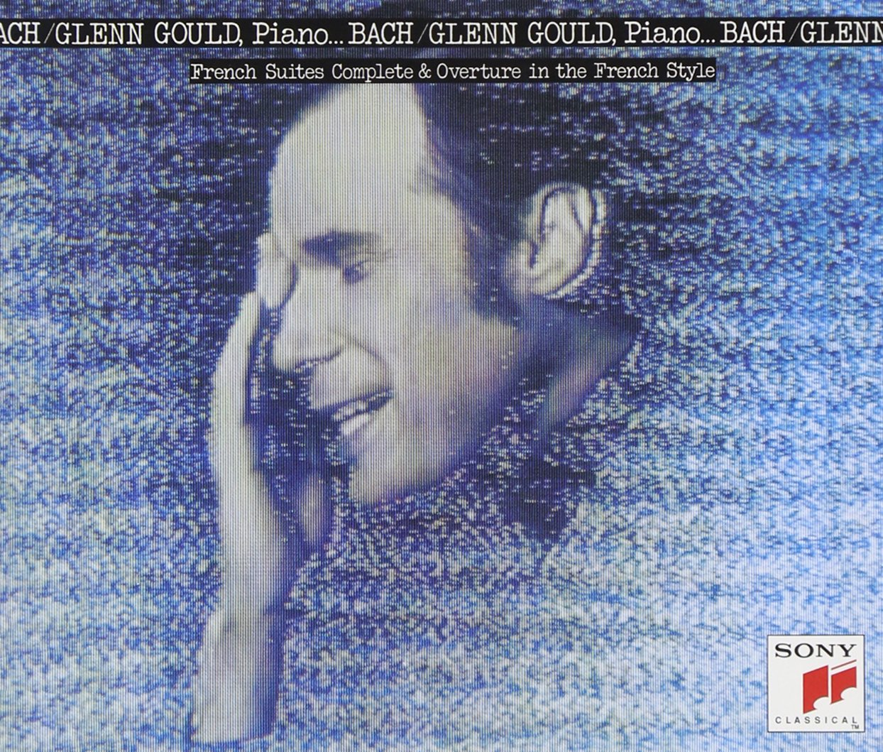 SACD : Glenn Gould - Bach: French Suits & Overture In French Style (Japan - Import)