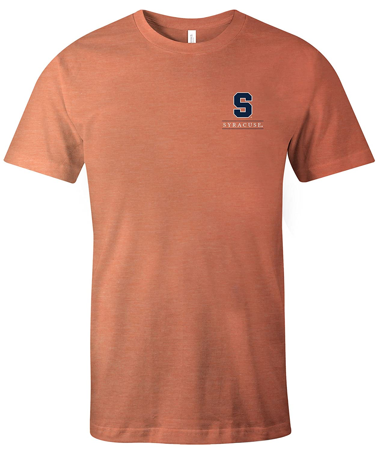 Image One NCAA Simple Mascot Short Sleeve Triblend T Shirt