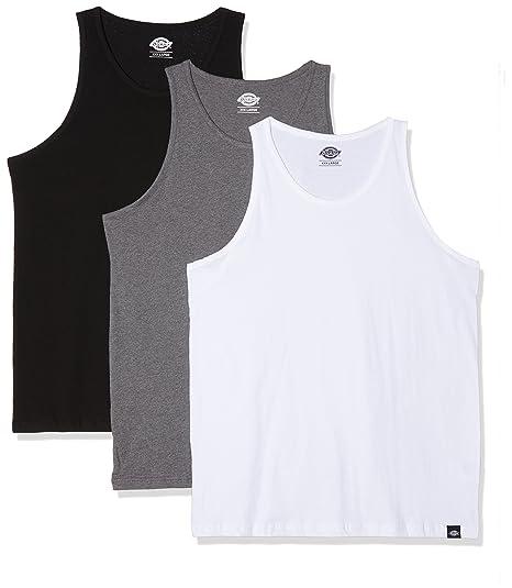 Dickies Vest Multi Pack, Débardeur Homme, ( Assorted Colour), XXXX-Large (Taille Fabricant: 4XL)