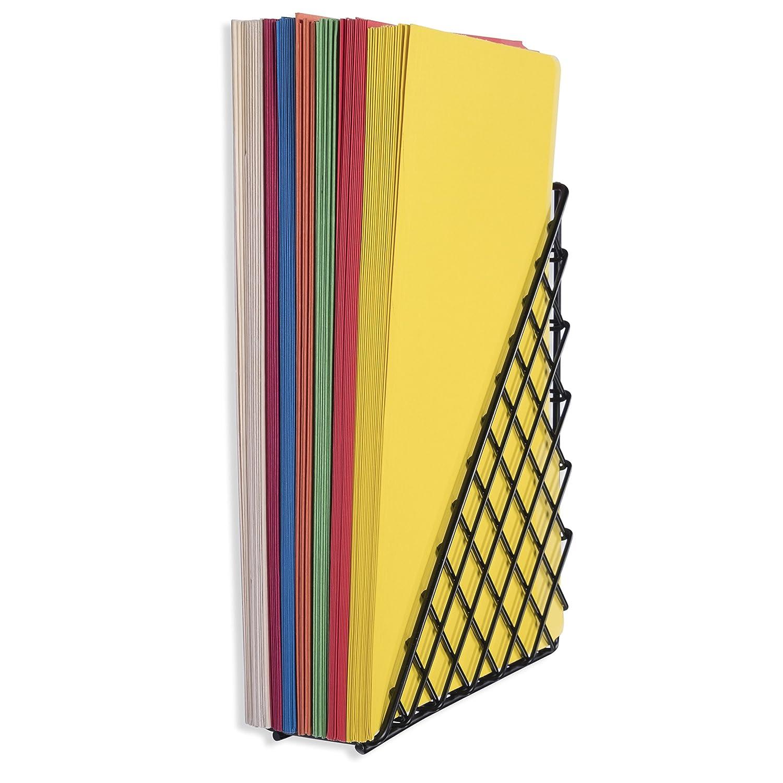 Amazon.com : Wall35 Triangle Wall Mounted Geometric Shelf - Metal ...