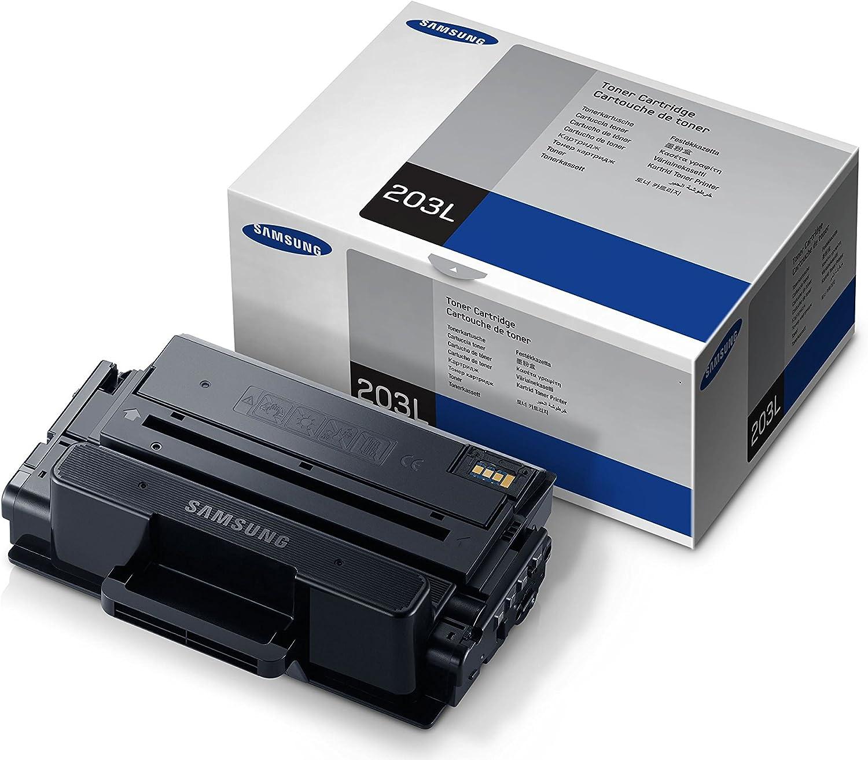 Samsung MLT-D203L - Tóner para impresoras láser ProXpress SL-M3320 ...