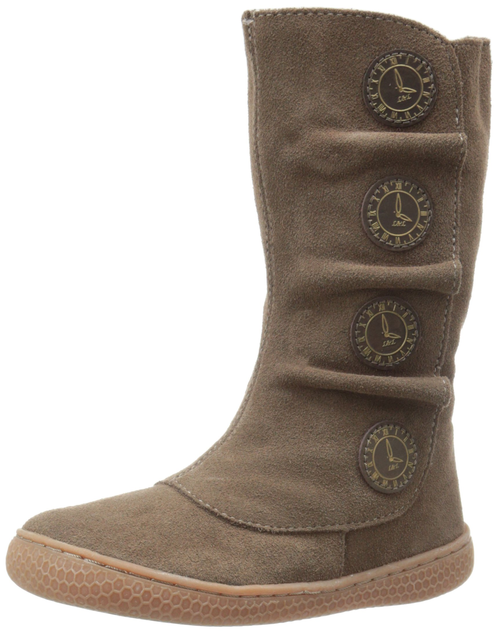 Livie & Luca Tiempo, TAUPE, 10 M US Little Kid by Livie & Luca