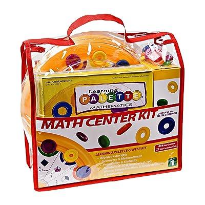 Learning Wrap-ups - 3rd Grade Math Learning Palette 1 Base Center Kit: Toys & Games