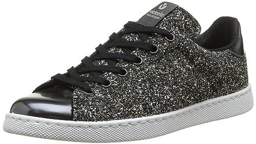 Victoria Deportivo Basket Glitter, Zapatillas de Baloncesto para Mujer: Amazon.es: Zapatos y complementos