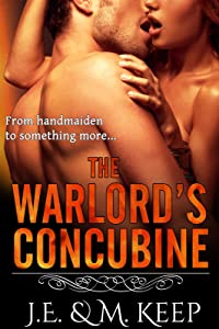 The Warlord's Concubine: A Paranormal Romance Novel