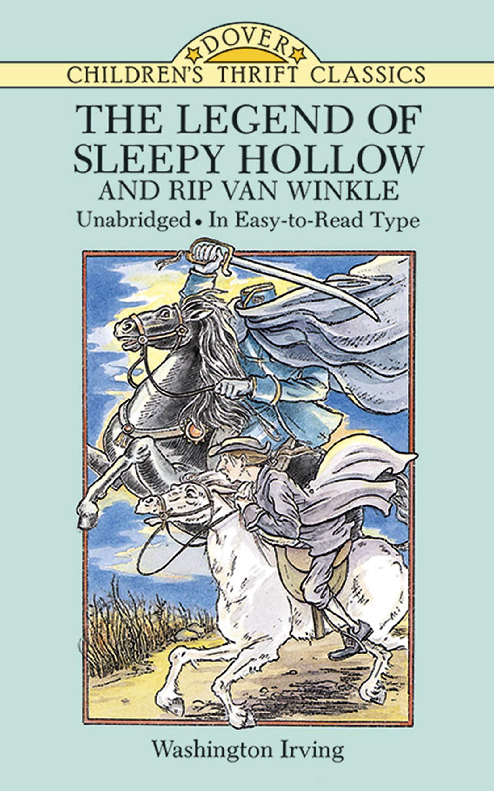 The Legend of Sleepy Hollow Dover Childrens Thrift Classics: Amazon.es: Irving, Washington: Libros en idiomas extranjeros