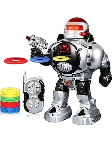 SGILE Robot Juguete Guerrero, Programación Inteligente Sensación Robots para niños, con La Tecnología de