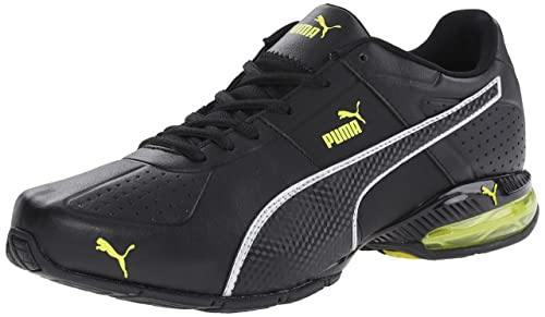 2f9eb90dda Amazon.com | PUMA Men's Cell Surin 2-M, Black/Silver/Sulphur Spring ...