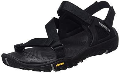 d38069e2b087 Merrell Men s All Out Blaze Web Hiking Sandals  Amazon.co.uk  Shoes ...