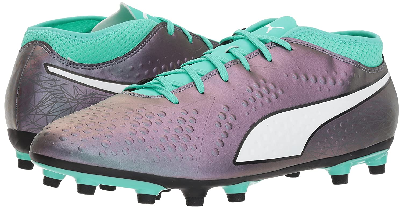 1ab8d8167 Amazon.com   PUMA Men's One 4 Il Syn Fg Soccer Shoe   Soccer