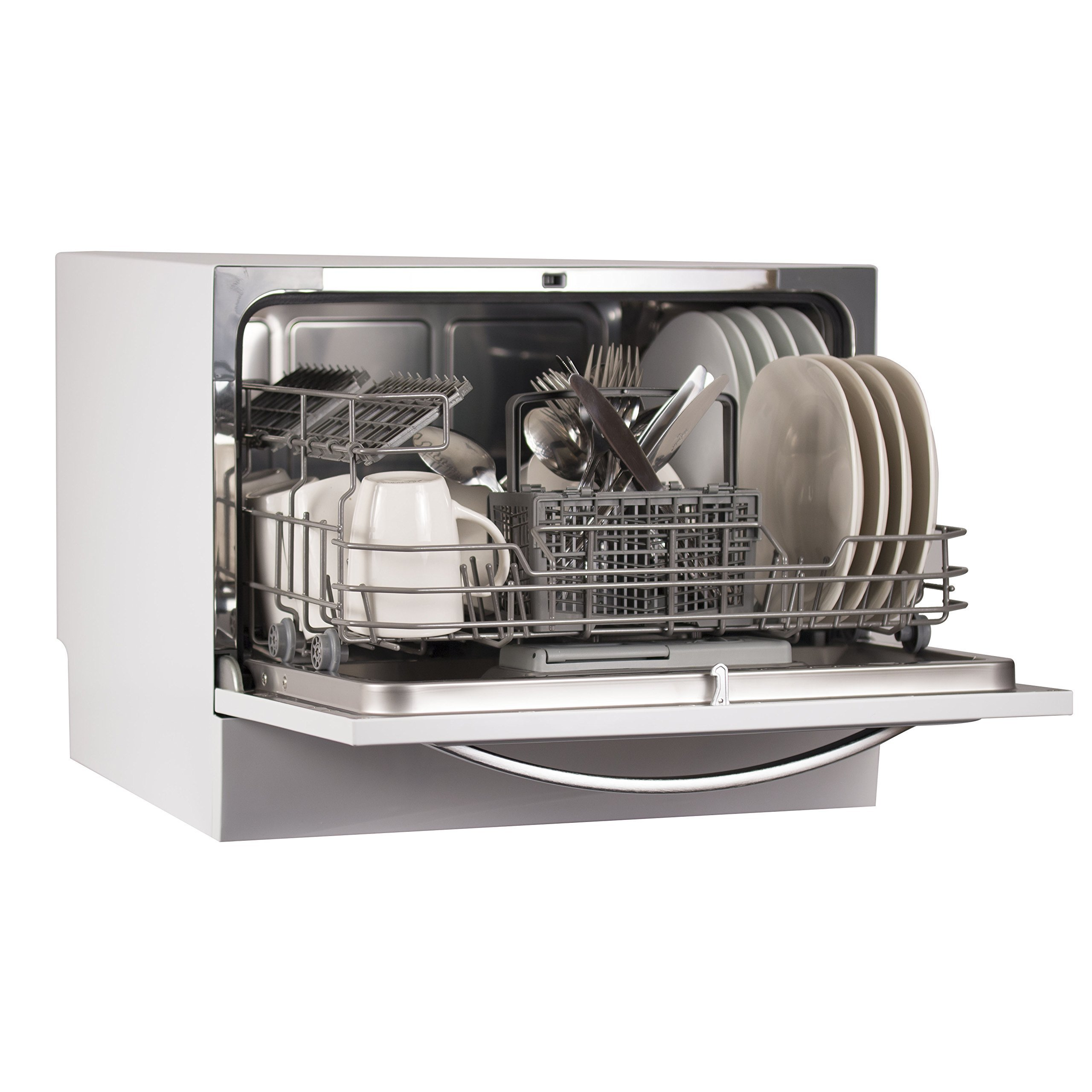 countertop review dishwasher dishes open reviews spt clean sd ybkitchen