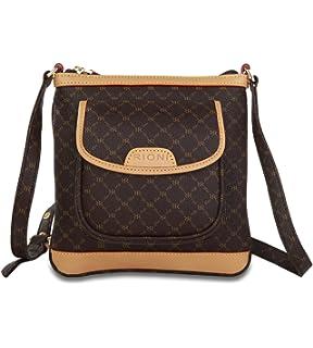 Signature Galina s Mini Tourist by Rioni Designer Handbags   Luggage 2b03c921ed