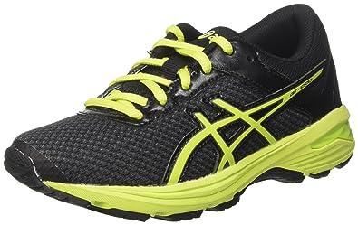 Asics GT 1000 6 GS Junior Asics Chaussures 17551 de course AU3: , Noir/ Vert , AU3: Amazon 53c1c9d - dhsocialbookmrking.website