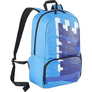 Nike Classic Turf - Mochila, color azul/negro, talla única: Amazon.es: Deportes y aire libre