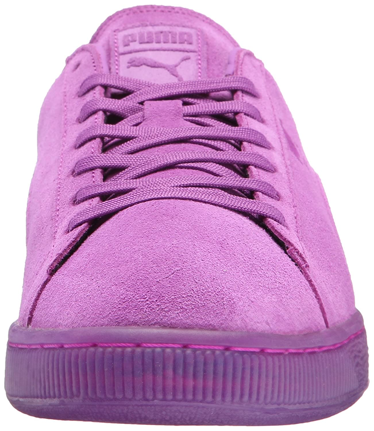 Puma Suede Emboss Iced Fluo Fluo Fluo Fashion Turnschuhe 08647c