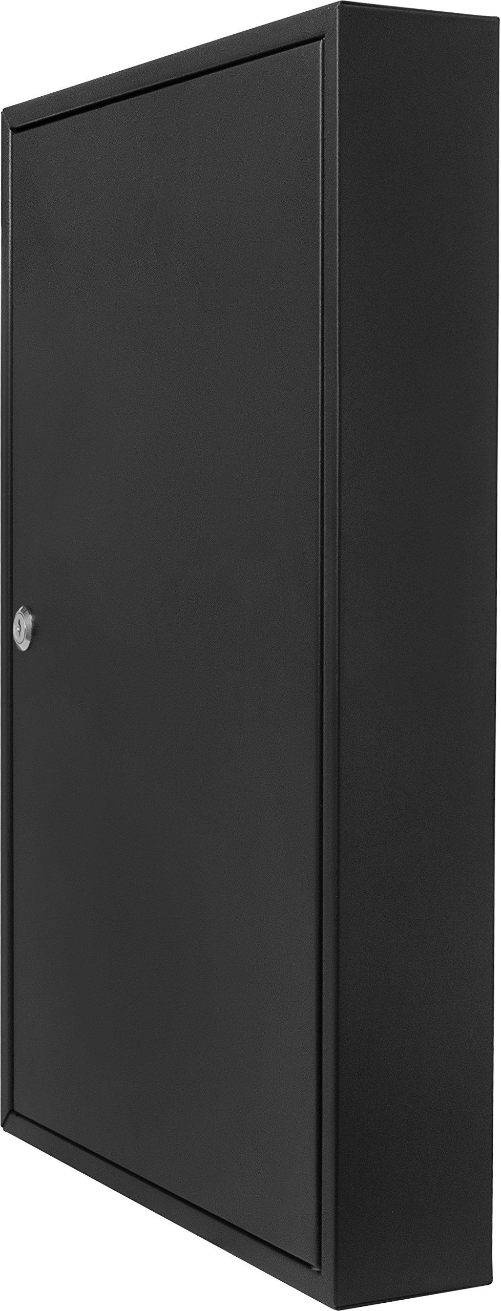 Barska 100 Position Key Cabinet with Key Lock, Black by BARSKA (Image #4)