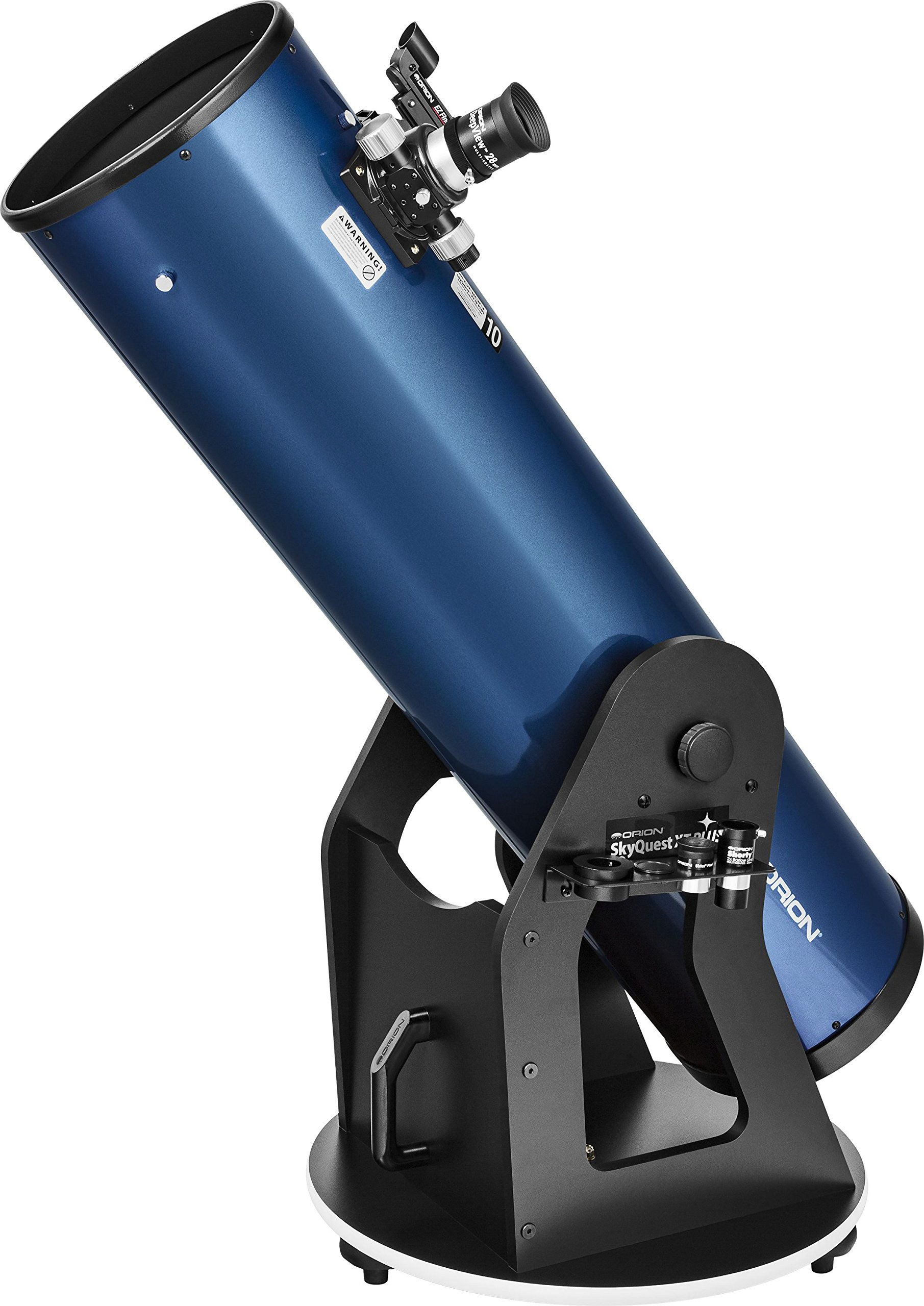 Orion SkyQuest XT10 Plus Dobsonian Reflector Telescope Kit by Orion