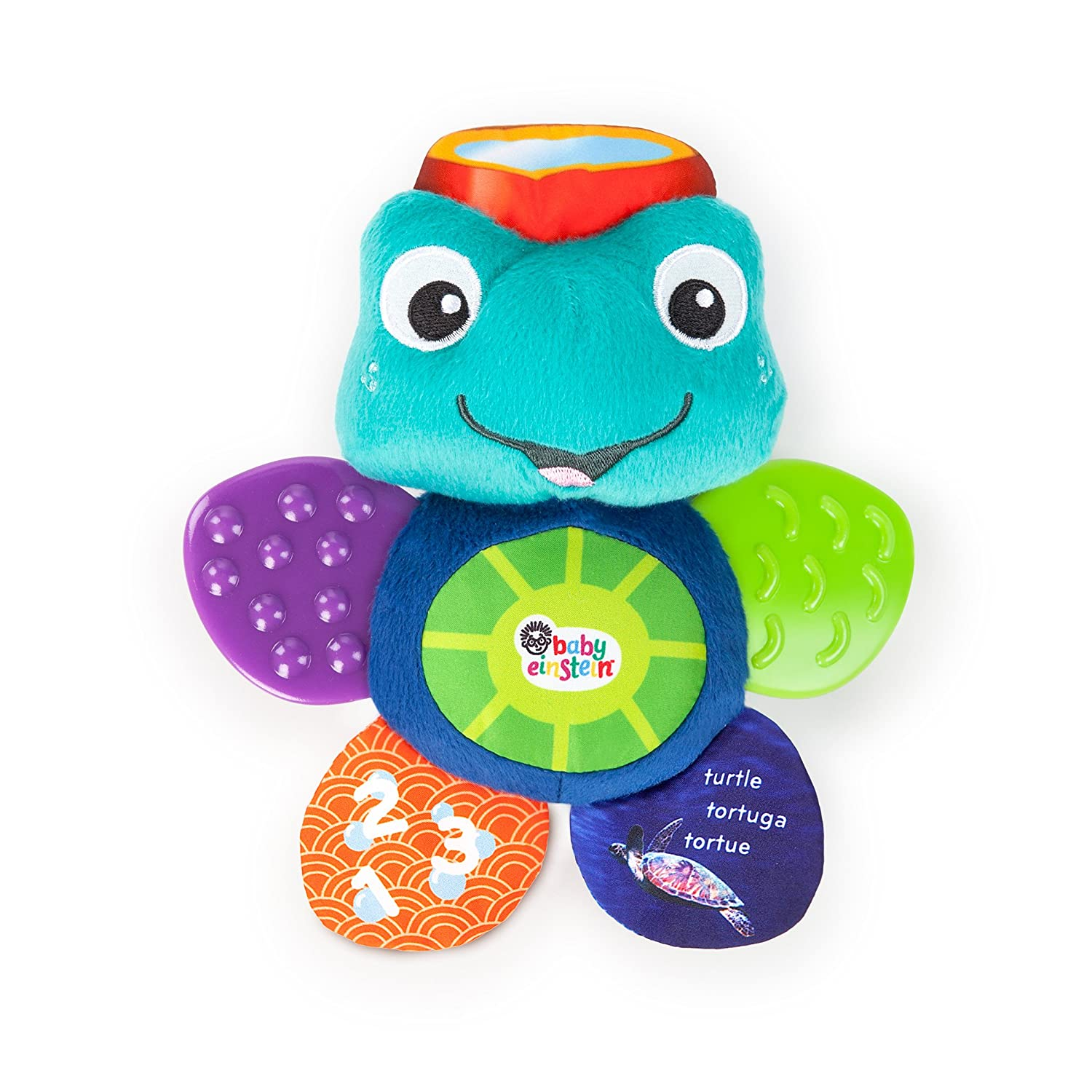 Amazon Baby Einstein Musical Toy Tunes Neptune Baby