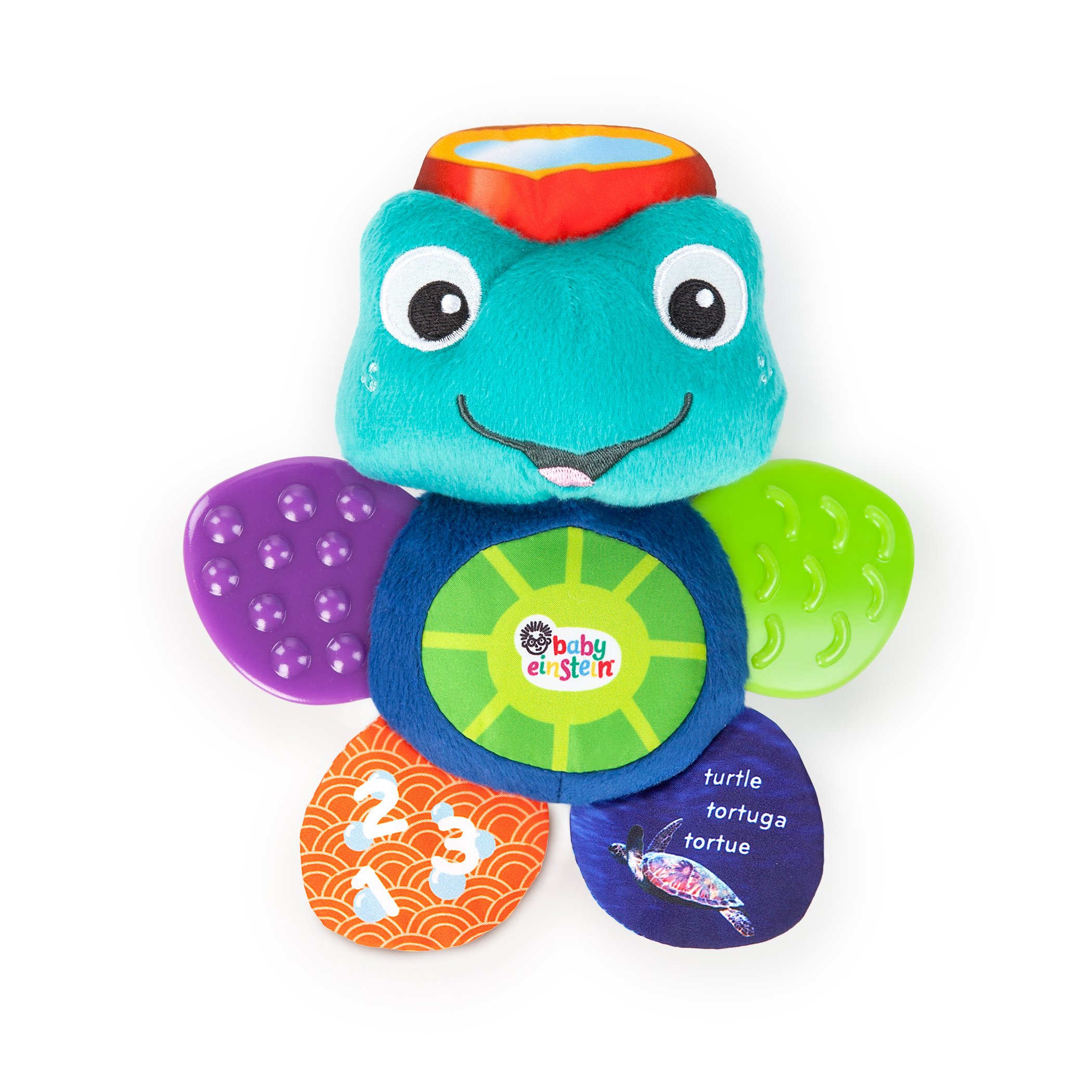 Amazon Baby Einstein Activity Arms Toy Octopus Baby
