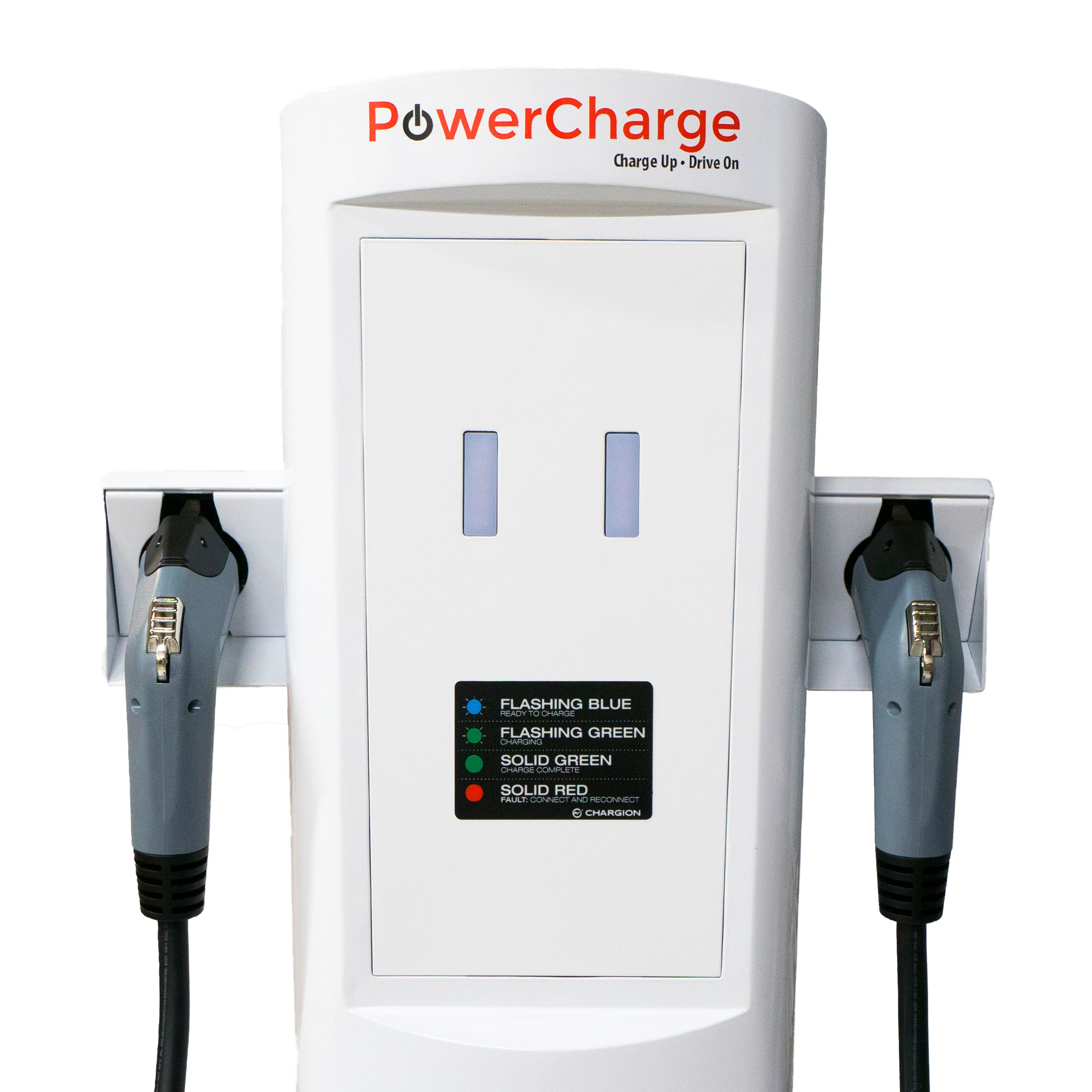 PowerCharge P20DW Commercial EV Charger
