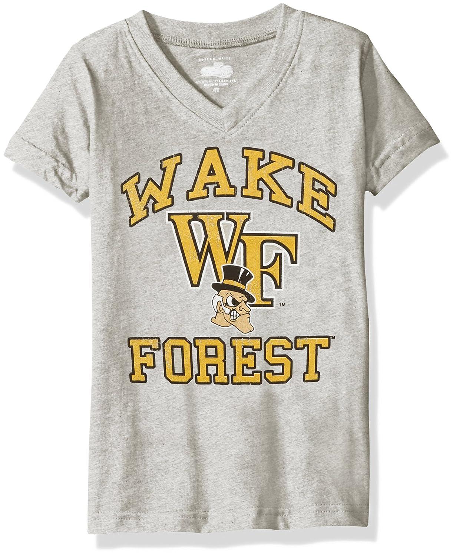 完璧 Girl Deacons 's VネックTee Girl 2T Wake Demon Forest Demon Deacons B06X9MJ7V1, 眼鏡達人:d3d105fc --- a0267596.xsph.ru