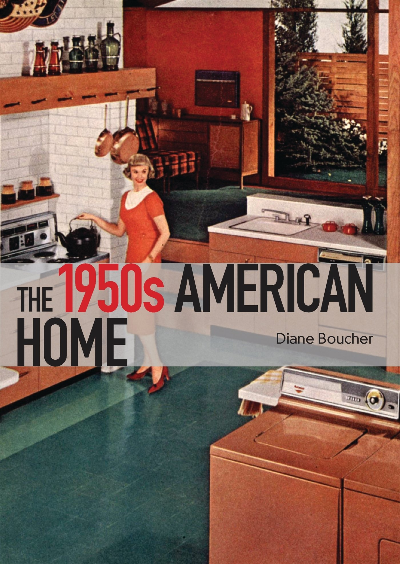 Amazon Com The 1950s American Home Shire Library Usa