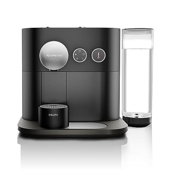 Nespresso Krups Expert XN6008 - Cafetera monodosis de cápsulas Nespresso, controlable con smartphone mediante bluetooth, recetas ajustables, 19 bares, ...
