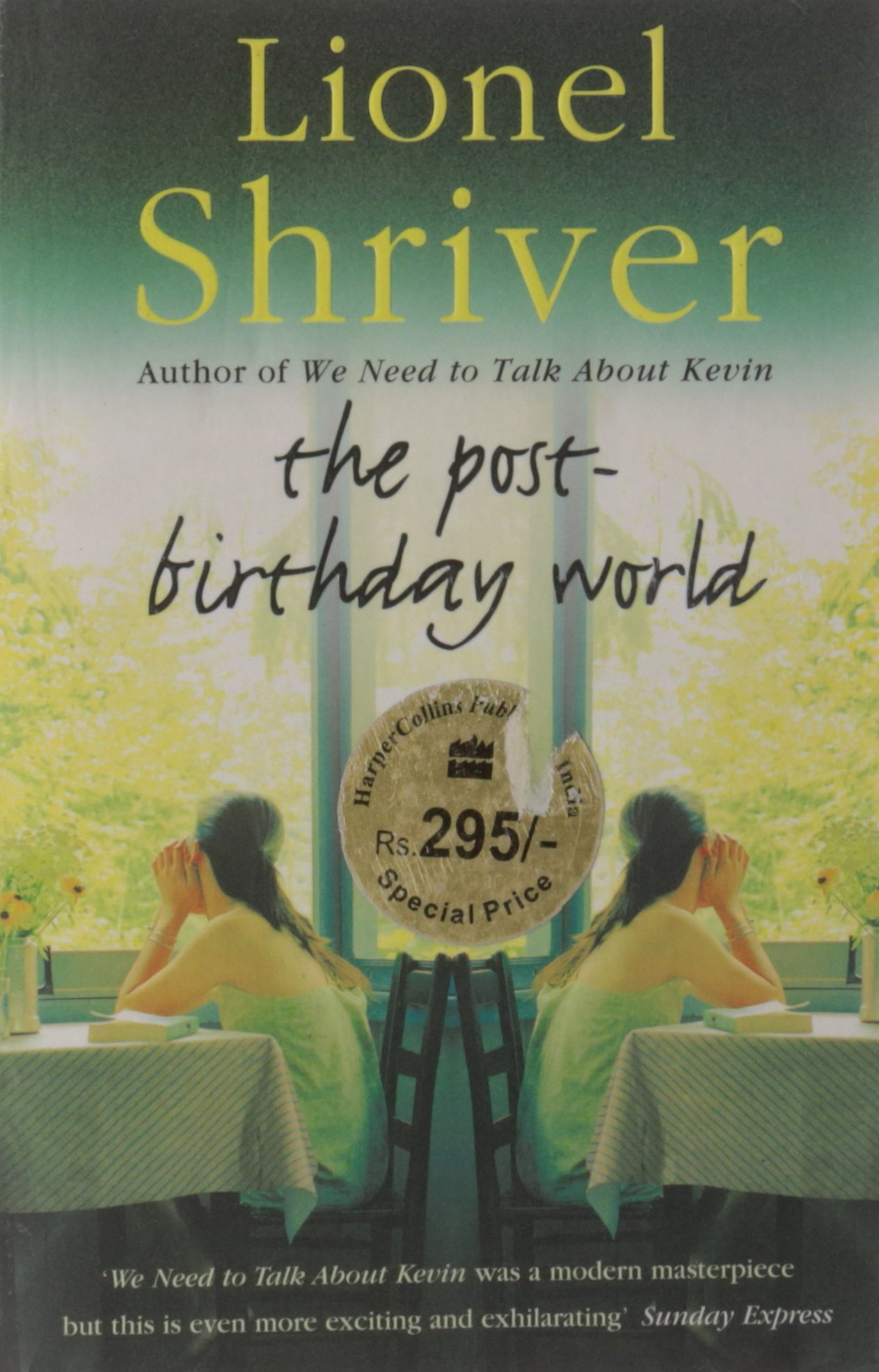 The Postbirthday World: Amazon: Lionel Shriver: 9780007245147: Books