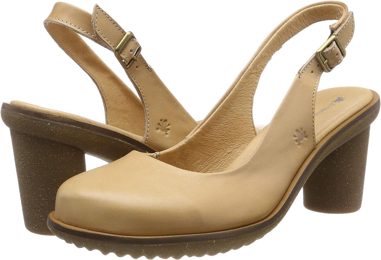 El Naturalista Womens 5155 Closed Toe Heels