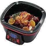 NeoChef Multi Function Digital Cooker 18 In 1 Frying Basket 5 Litre Steam Rack