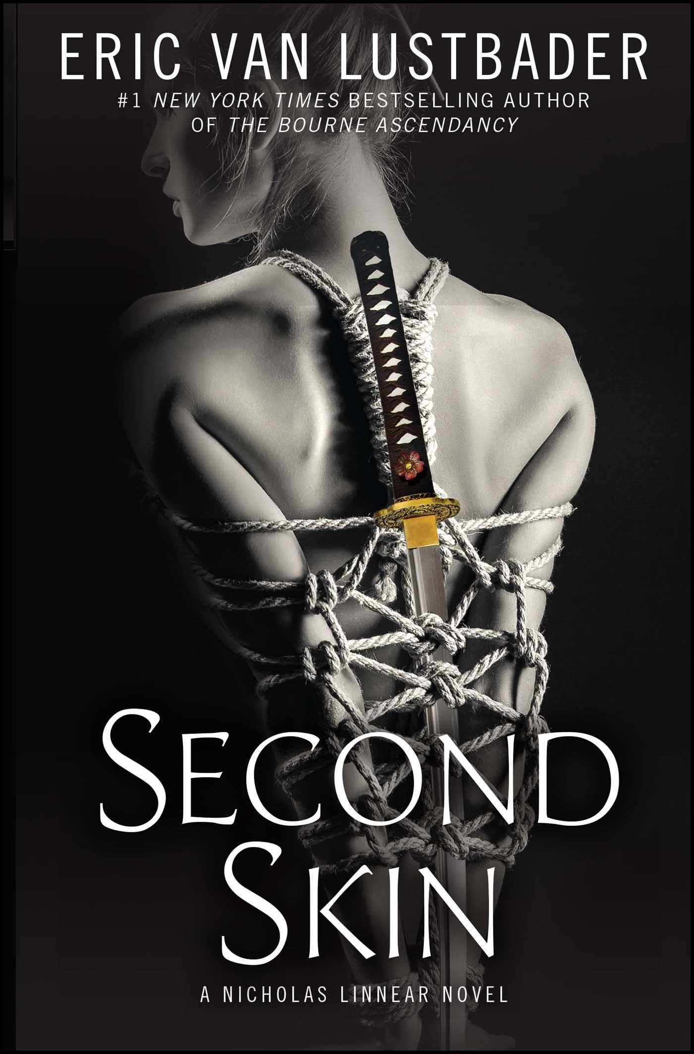 Second Skin: A Nicholas Linnear Novel: Amazon.es: Eric Van ...