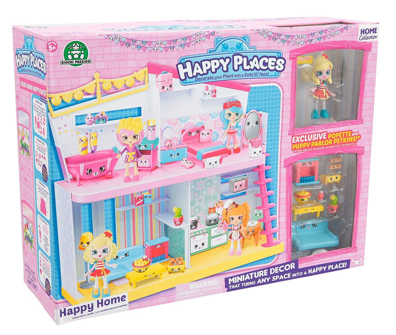 Giochi Preziosi - HPH00 - Happy Home Shopkins HPH00000
