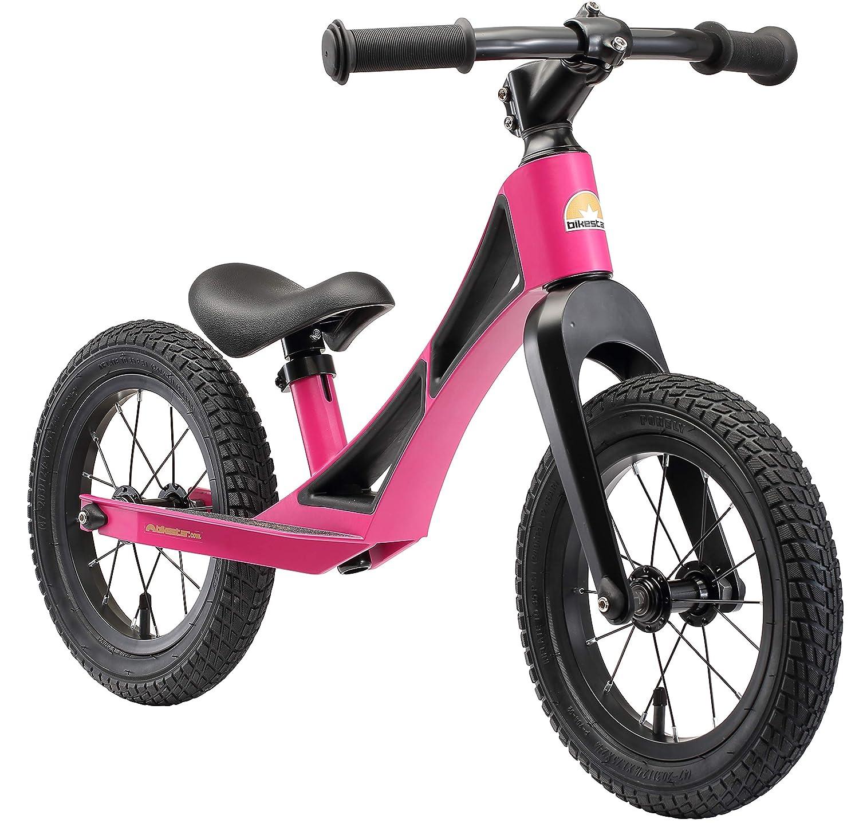 BIKESTAR Bicicleta sin Pedales de magnesio (Muy Ligero!) para niños ...