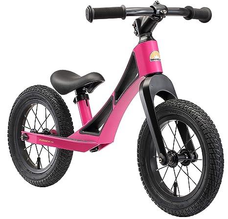 BIKESTAR Bicicleta sin Pedales de magnesio (Muy Ligero!) para niños y niñas 3