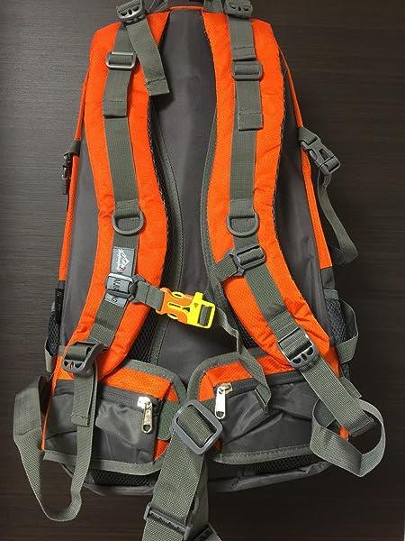 YACONEリュックサック-バックパック大容量-登山リュック40l-アウトドア登山バックパック旅行バッグ-ハイキングバッグ