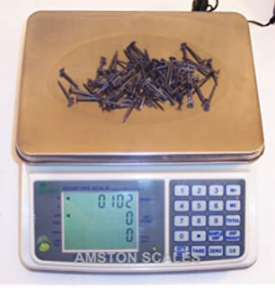 16lb x 0.0005lb Digital Parts Counting Scale Plus - Mid Counting Scale with Check-