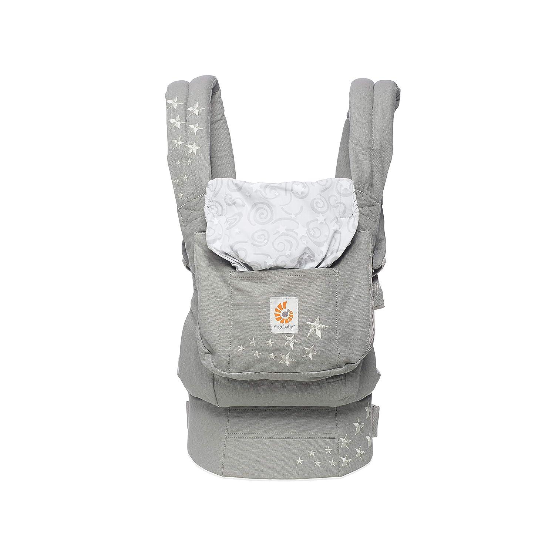 Amazon.com: Ergobaby - Portabebés ergonómico con soporte ...