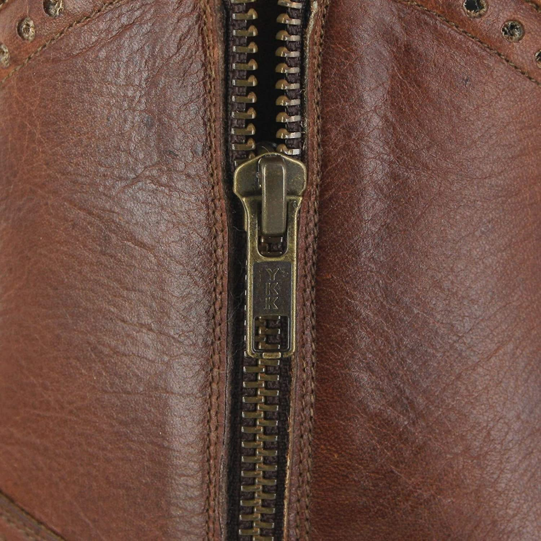 FB Fashion Stiefel Sendra Fashionstiefelette Stiefel 14902 Miele Damen Fashionstiefelette Sendra Braun Damenstiefel c6def2