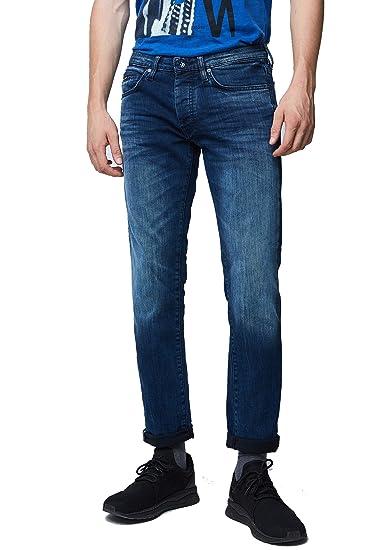 Gas Mitch wk20 Jeans Regular da Uomo Elasticizzati: Amazon