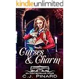 Curses & Charm: A Reverse Harem Academy Paranormal Romance (Larchwood Corrective Academy Book 1)