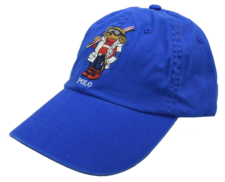 Polo Ralph Lauren - Gorra de béisbol para Hombre, Color Azul ...