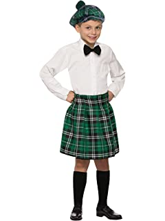 Scottish Dresses for Girls