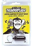 Safe Ears 音楽用イヤープロテクター THUNDERPLUGS(サンダープラグス) ブリスター +1パック 耳栓