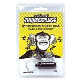 Safe Ears 音楽用イヤープロテクター THUNDERPLUGS (サンダープラグス) ブリスター +1パック