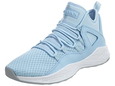 e8b38bdde4ba Jordan Formula 23 Men s Rubber Ice Blue Wolf Grey Shoes (12 D m US)  Buy  Online at Low Prices in India - Amazon.in