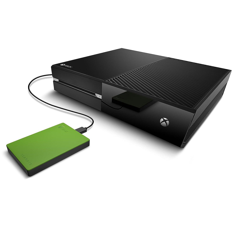 STGG8000400 USB 3.0 Desktop Disque dur externe 3,5 avec Hub 2 ports USB int/égr/é Seagate 8 TB Game Drive Hub pour Xbox