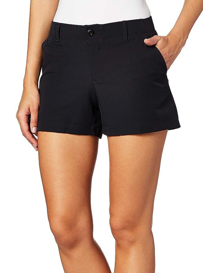 Under Armour Damen Shorts Links Shorty 4 Zoll
