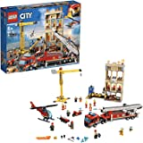 LEGO City Fire Downtown Fire Brigade for age 6+ years old 60216