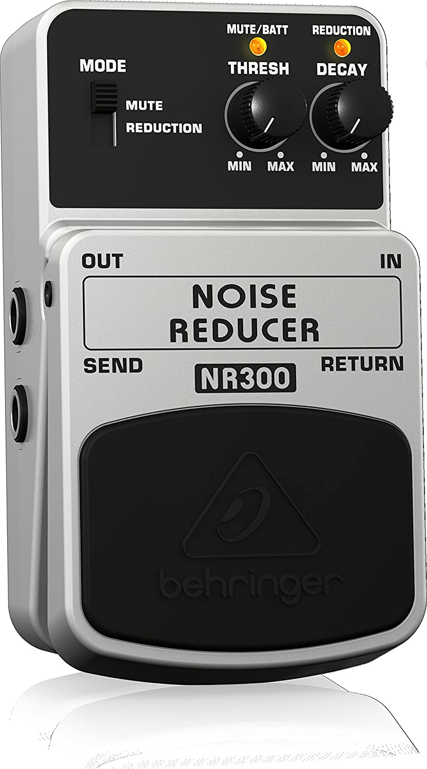 Behringer NR300 Ultimate Noise Reduction Effects Pedal