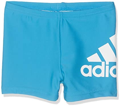 db7dd02f92 adidas Badge of Sport Short de Bain Garçon: Amazon.fr: Sports et Loisirs